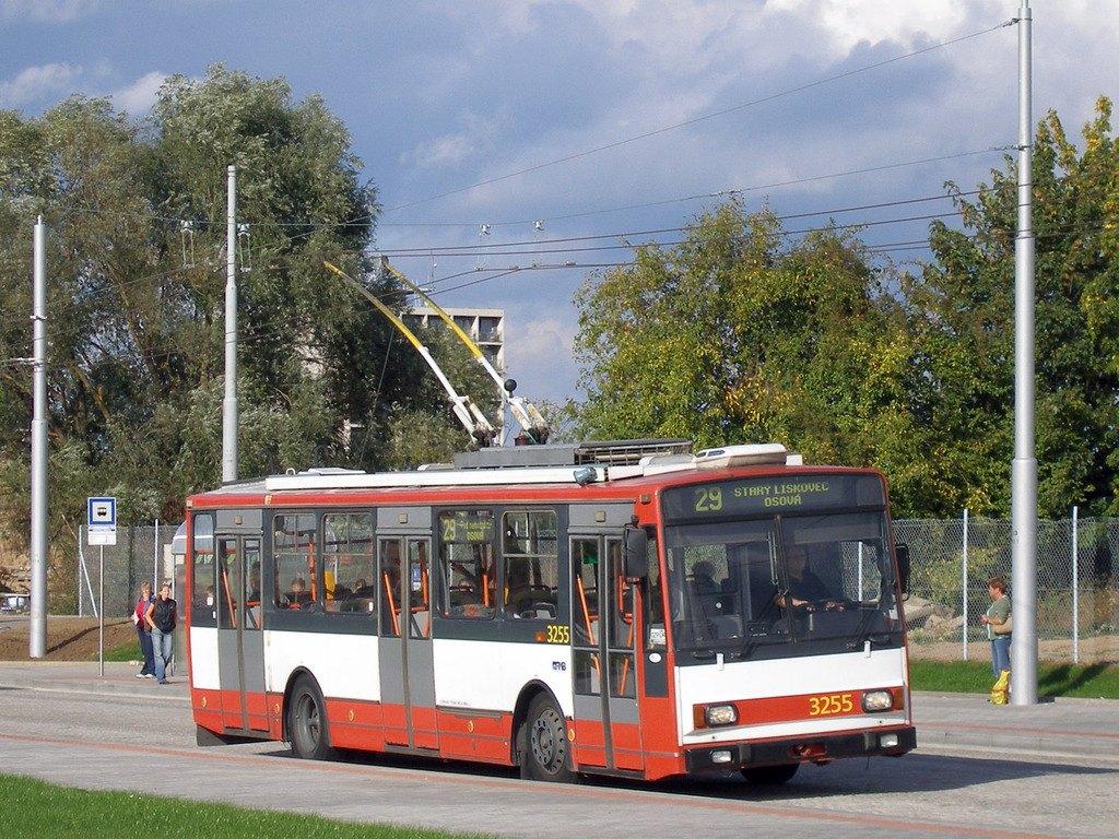 Fotogalerie » Škoda 14TrR 3255 | Brno | Bohunice | Netroufalky | Nemocnice Bohunice