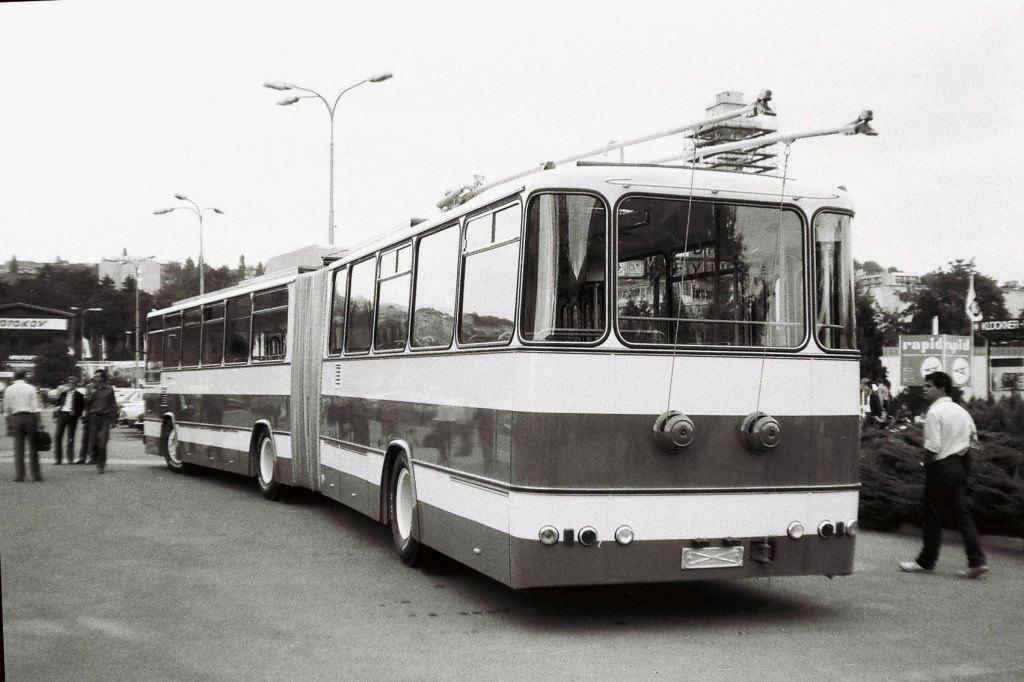 Fotogalerie » Škoda Škoda Sanos 200Tr 301 | Brno | Výstaviště BVV