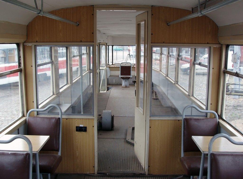Fotogalerie » Tatra T2 služební 4122