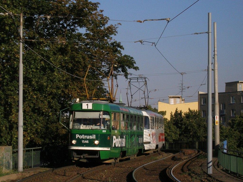 Fotogalerie » ČKD Tatra T3 1546 | ČKD Tatra T3 1547 | Brno | Pisárky
