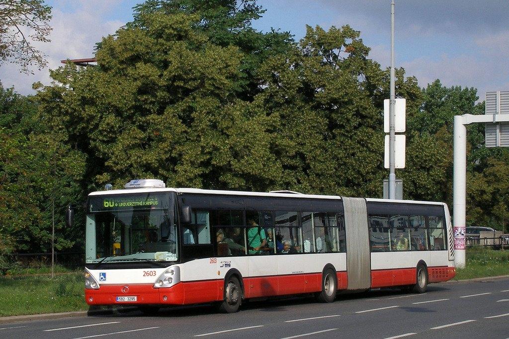 Fotogalerie » Irisbus Citelis 18M 2603 | Brno | Staré Brno | Poříčí
