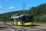 Předváděcí Solaris Urbino 18 IV. generace byl do Brna zapůjčen v červnu 2016