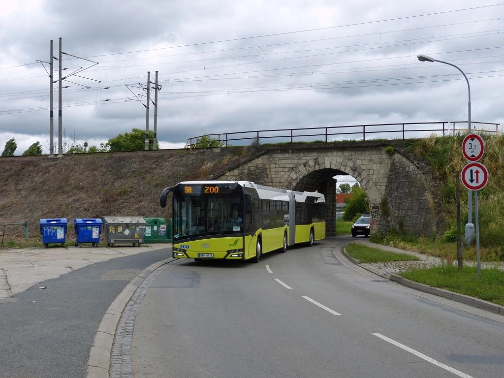 Fotogalerie » Solaris Urbino 18 IV 9T9 6618 2718 | Brno | Horní Heršpice | Kšírova
