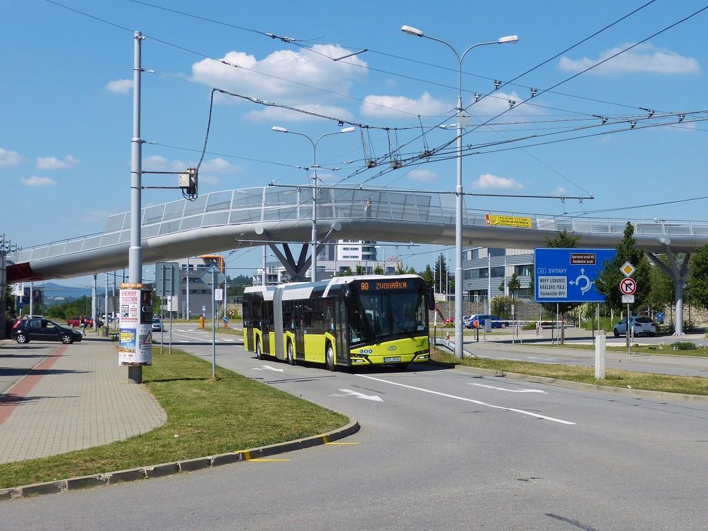 Fotogalerie » Solaris Urbino 18 IV 9T9 6618 2718 | Brno | Bohunice | Netroufalky