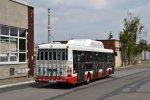 Cyklonosiče budou z autobusů SOR NBG 12 ev. č. 7039 - 7044 demontovány a uschovány do jara příštího roku