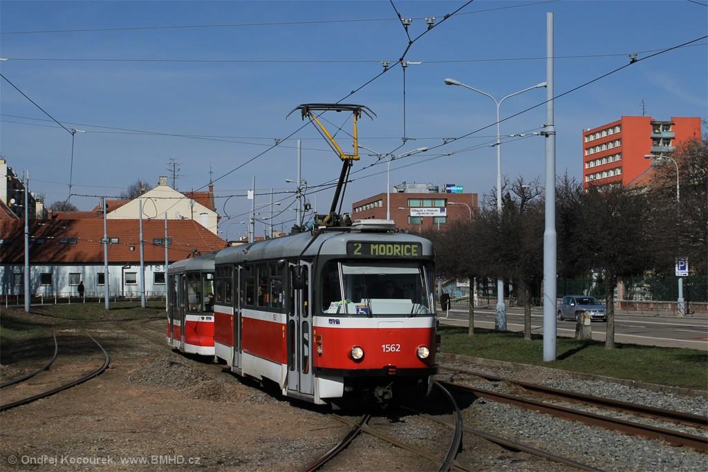 Fotogalerie » Pragoimex T3R.EV 1562 | Pragoimex VV60LF 1302 | Brno | Štýřice | Vídeňská