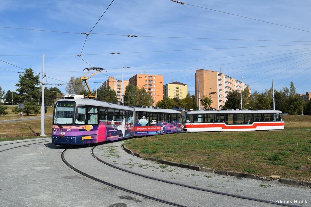 Fotogalerie » Pragoimex VarioLF2R.E 1072 | Pragoimex VarioLFR.E 1574 | Brno | Bystrc | Bystrc, Ečerova