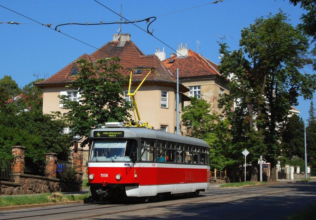 Fotogalerie » Pragoimex T3R.PV 1558 | Brno | Veveří | Údolní | Heinrichova