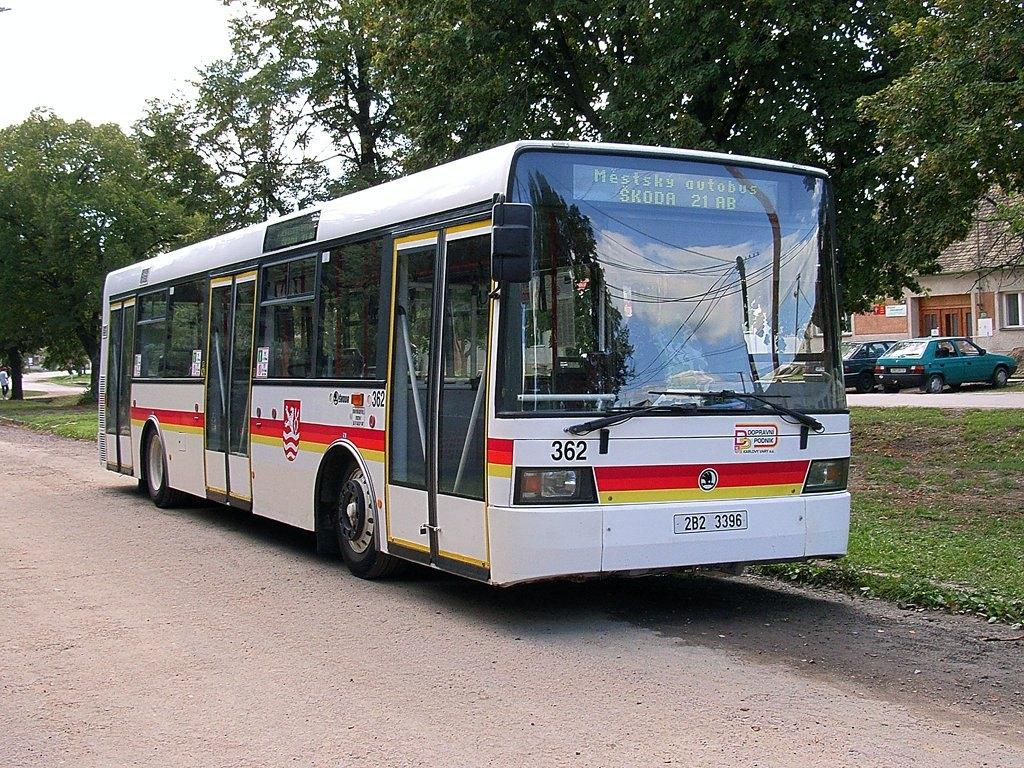 Fotogalerie » Škoda 21Ab 362 | Slup