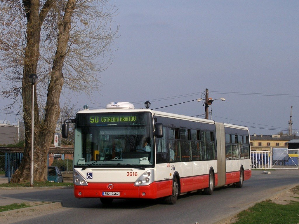 Fotogalerie » Irisbus Citelis 18M 2616 | Brno | Štýřice