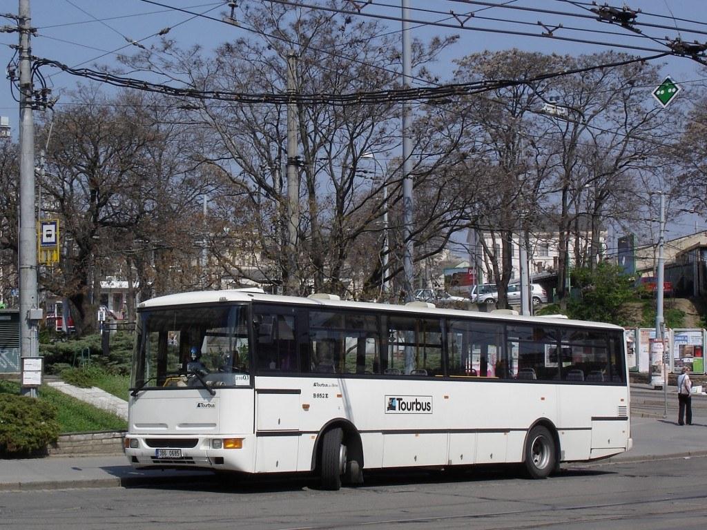Fotogalerie » Karosa B952E 3B6 0685 | Brno | střed | Nádražní