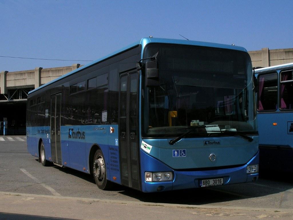 Fotogalerie » Irisbus Crossway LE 12M 6B0 3016 | Brno | Trnitá | Zvonařka | ÚAN Zvonařka