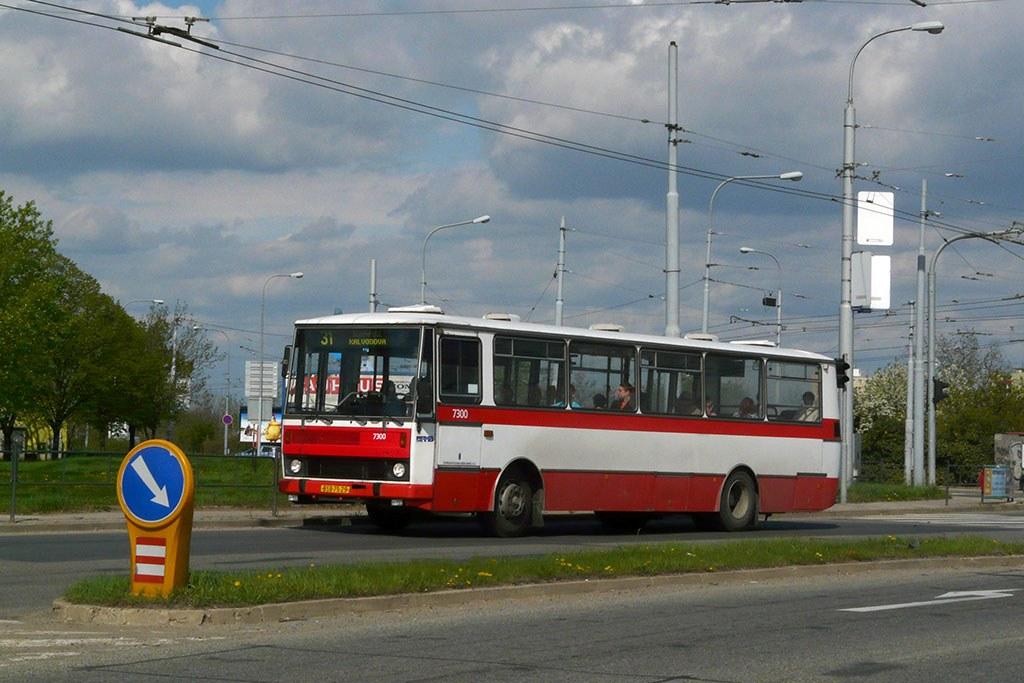 Fotogalerie » Karosa B732.1652 7300 | Brno | Slatina | Řípská