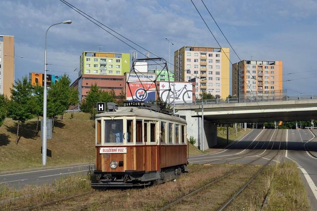 Fotogalerie » KPS Brno mv6.3 107   Brno   Královo Pole   Purkyňova