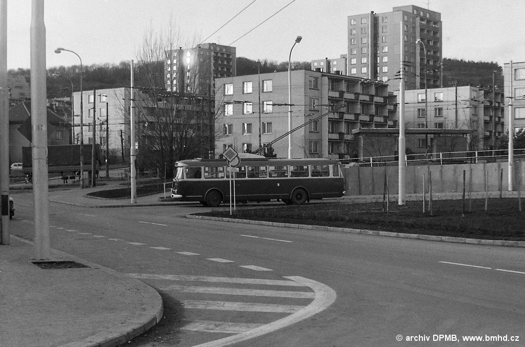 Fotogalerie » Škoda 9Tr -   Brno   Žabovřesky   Přívrat   Přívrat