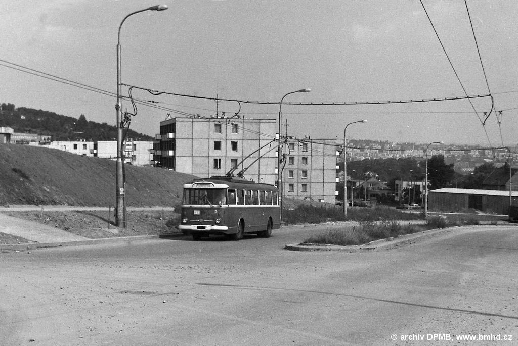 Fotogalerie » Škoda 9TrT 3085 | Brno | Nový Lískovec | Petra Křivky