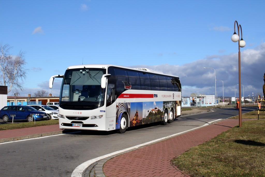 Fotogalerie » Volvo Volvo 9700/B6SC BUS DPMB1 2901 | Brno | Tuřany | Evropská | Letiště Tuřany