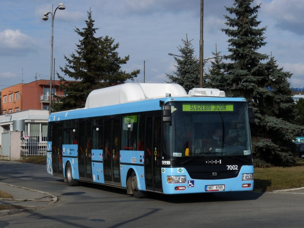 Fotogalerie » SOR NBG 12 9B7 9165 7002   Brno   Slatina   Hviezdoslavova