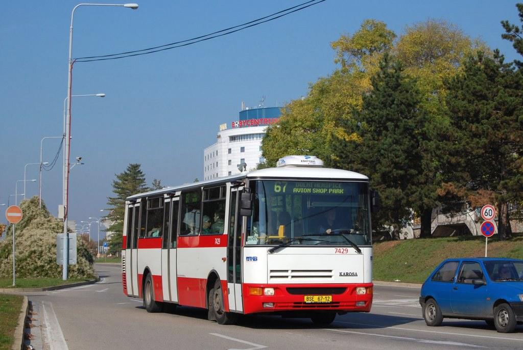 Fotogalerie » Karosa B931.1675 7429 | Brno | střed | Sportovní