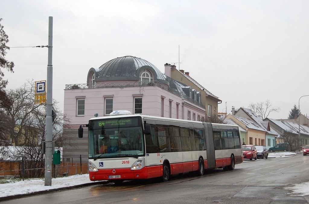 Fotogalerie » Irisbus Citelis 18M 2618 | Brno | Žabovřesky | Rosického náměstí | Rosického náměstí