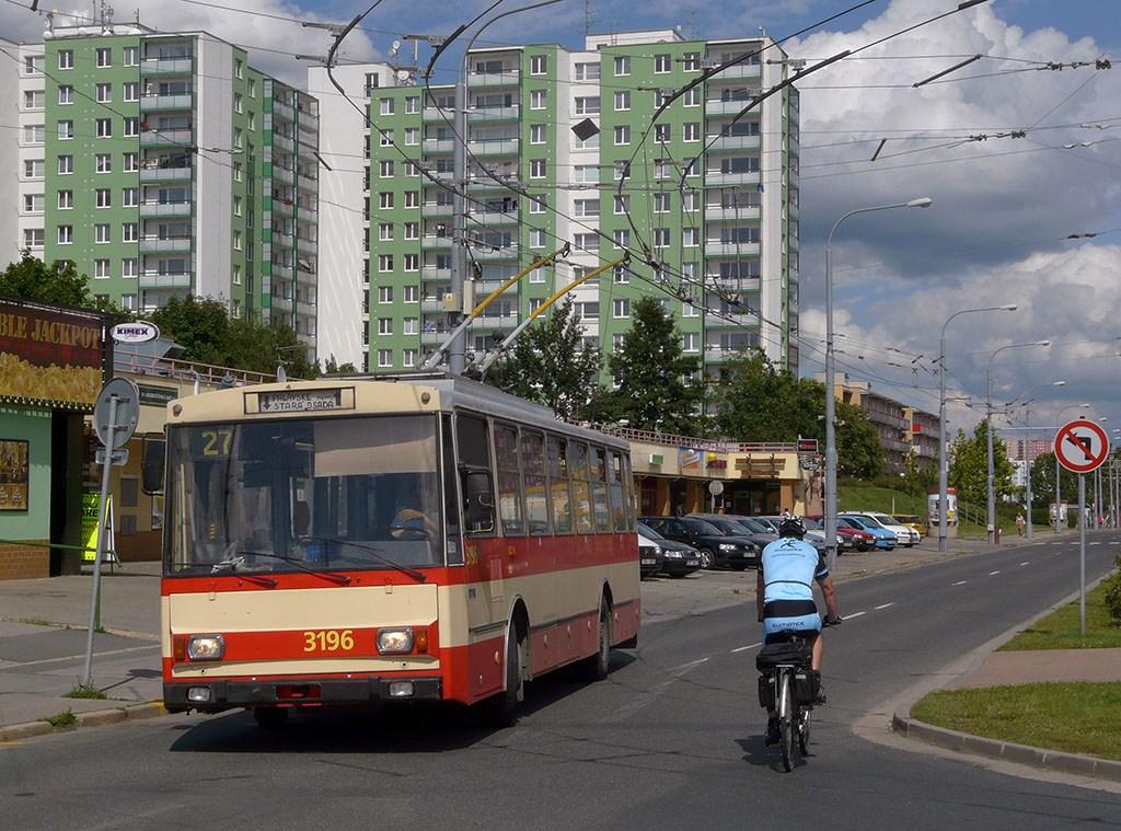 Fotogalerie » Škoda 14Tr07 3196   Brno   Vinohrady   Pálavské náměstí