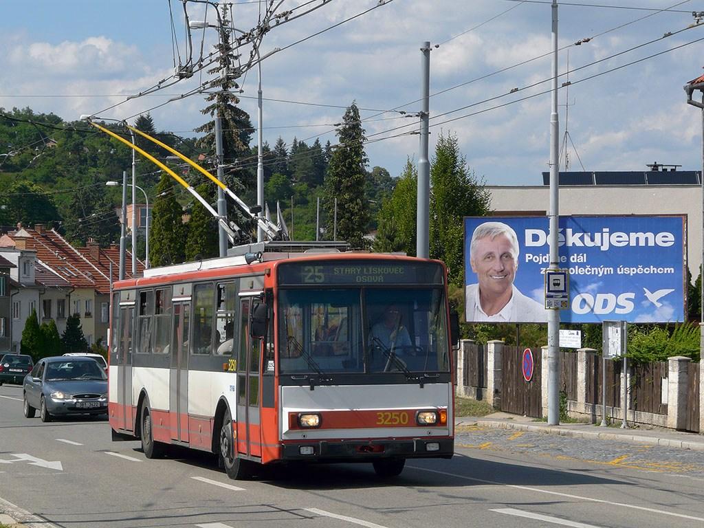 Fotogalerie » Škoda 14TrR 3250 | Brno | Nový Lískovec | Rybnická