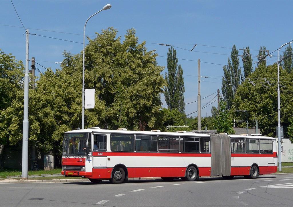 Fotogalerie » Karosa B741.1916 2302   Brno   Bystrc   náměstí 28. dubna
