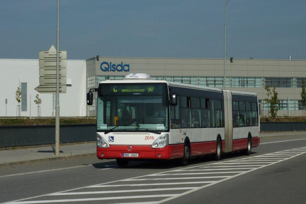 Fotogalerie » Irisbus Citelis 18M 2616   Brno   Slatina   Tuřanka