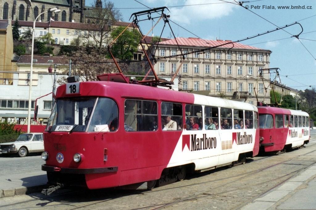 Fotogalerie » ČKD Tatra T3SUCS 1620 | Brno | střed | Nové sady | Nové sady