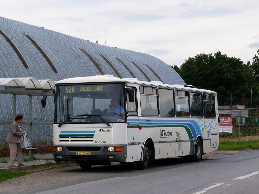 Fotogalerie » Karosa C934 BSD 07-00   Unkovice   Unkovice, rozc.