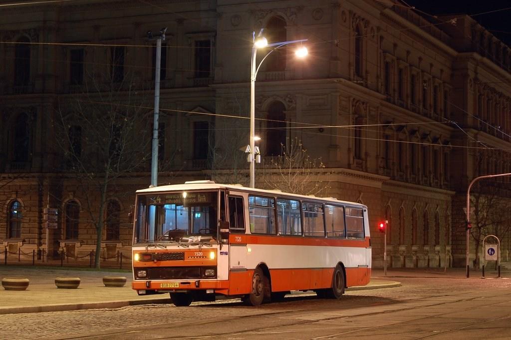 Fotogalerie » Karosa B732.1652 7320 | Brno | střed | Joštova