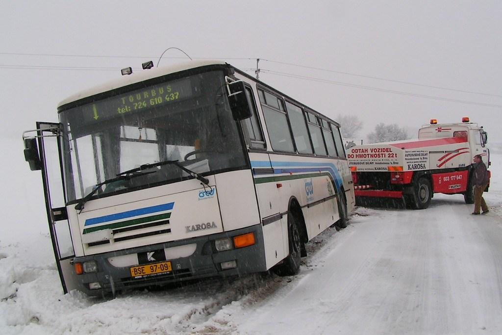 Fotogalerie » Karosa C934E.1351 BSE 97-09   Troubsko