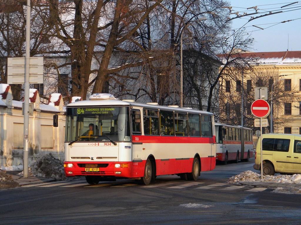 Fotogalerie » Karosa B931.1675 7434 | Brno | Staré Brno | Mendlovo náměstí | Mendlovo náměstí
