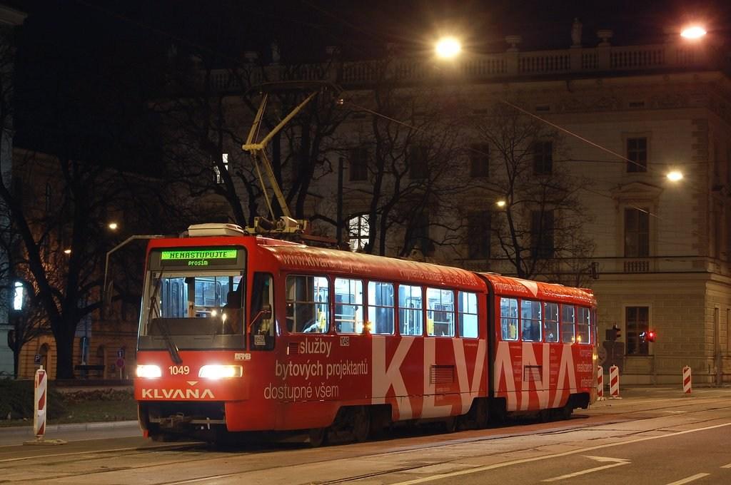 Fotogalerie » K2R03-P 1049 | Brno | střed | Husova