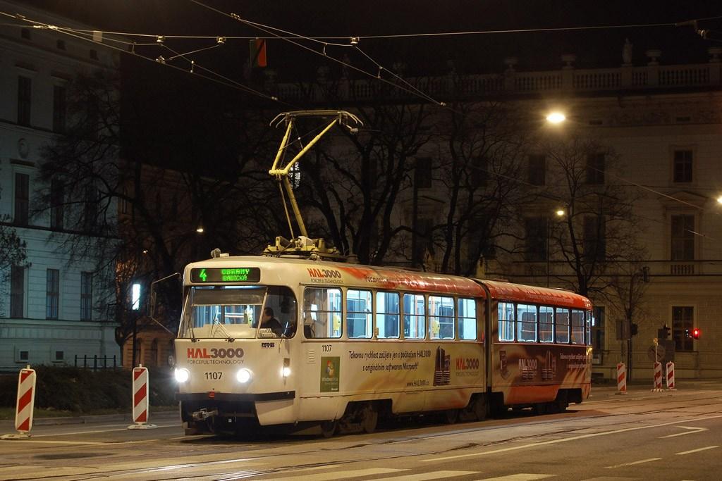 Fotogalerie » K2P 1107 | Brno | střed | Husova