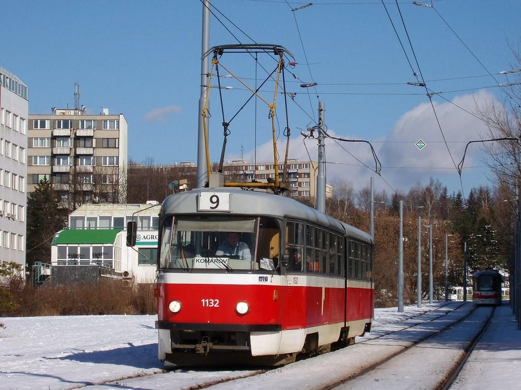 Fotogalerie » K2YU 1132 | Brno | Lesná