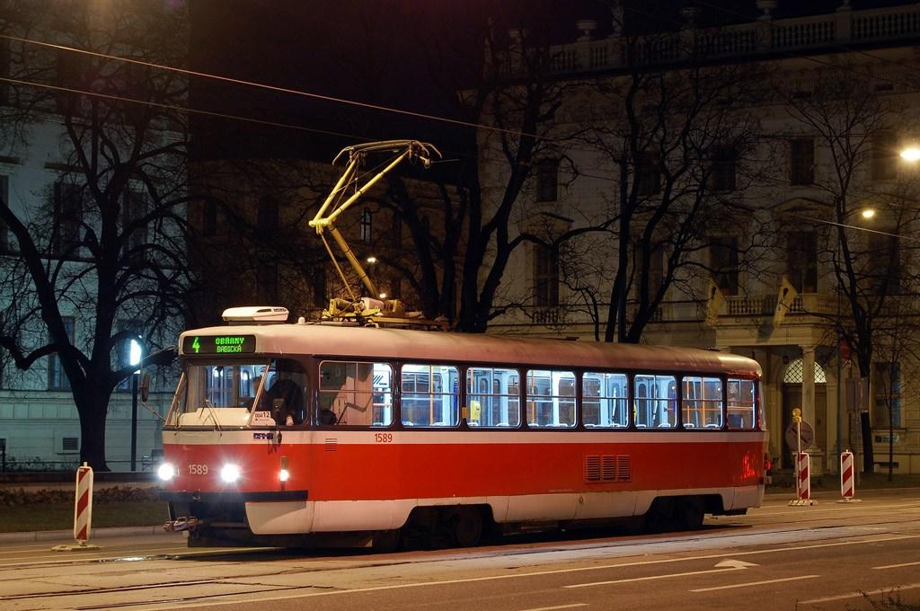 Fotogalerie » T3P 1589 | Brno | střed | Husova