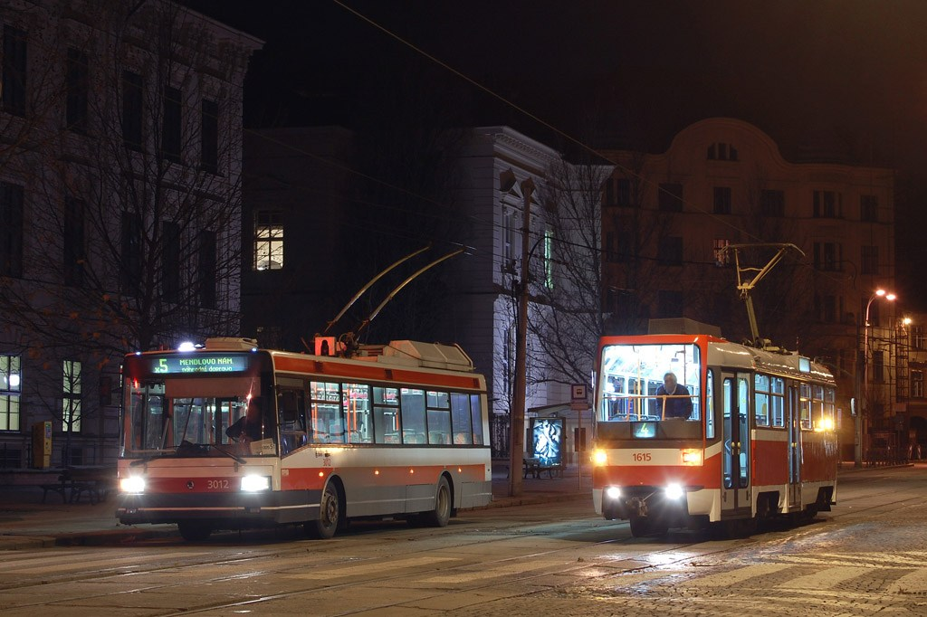 Fotogalerie » 21Tr 3012 | T3R 1615 | Brno | střed | Joštova