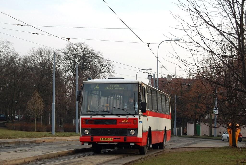 Fotogalerie » B732.1652 7292   Brno   Masarykova čtvrť   Náměstí míru   Náměstí Míru, smyčka