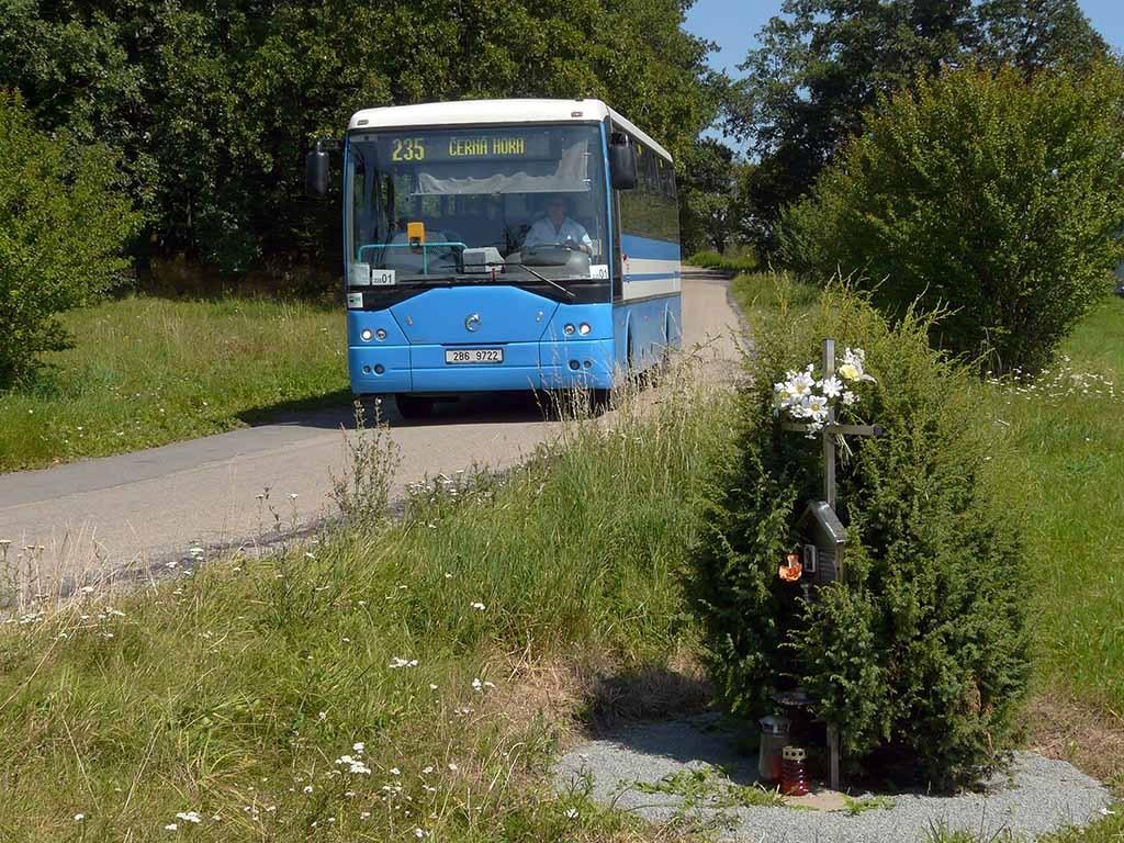 Fotogalerie » Irisbus Midway 9.7M 2B6 9722   Lubě