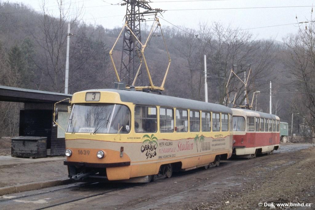 Fotogalerie » T3SUCS 1639   T3SUCS 1640   Brno   Maloměřice   Obřanská   Babická