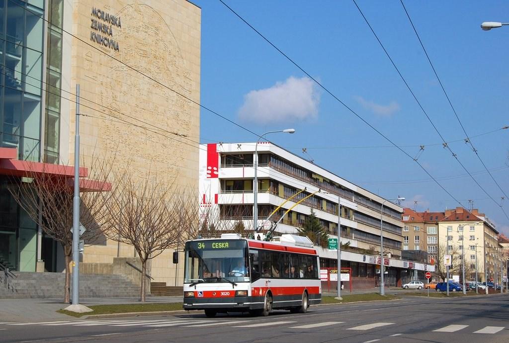 Fotogalerie » 21Tr 3020 | Brno | střed | Kounicova
