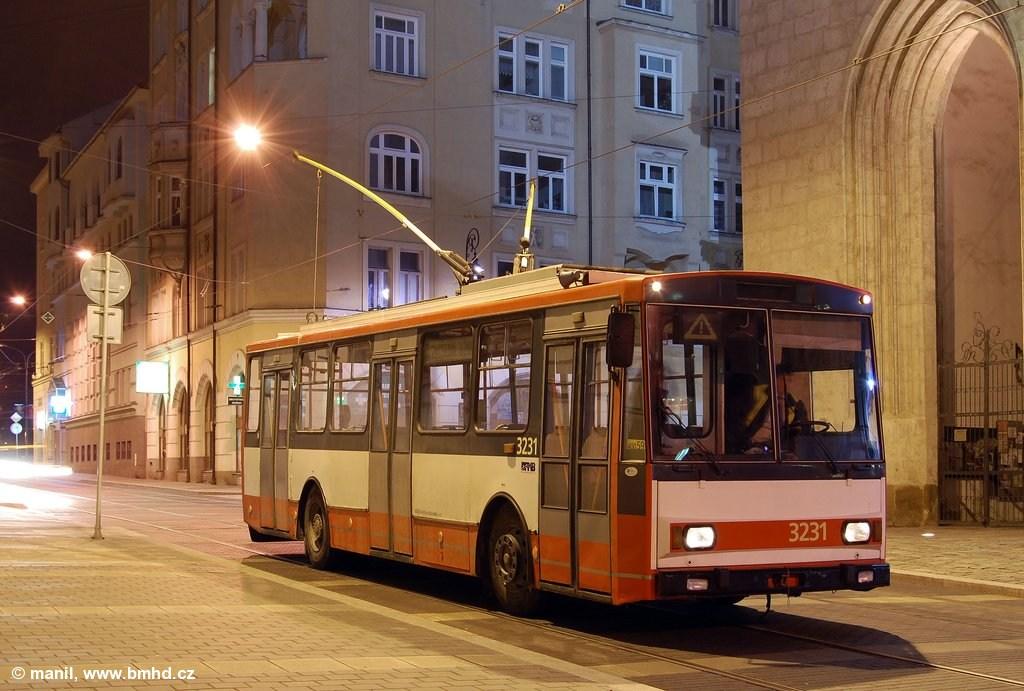 Fotogalerie » 14Tr08/6 3231 | Brno | střed | Rašínova