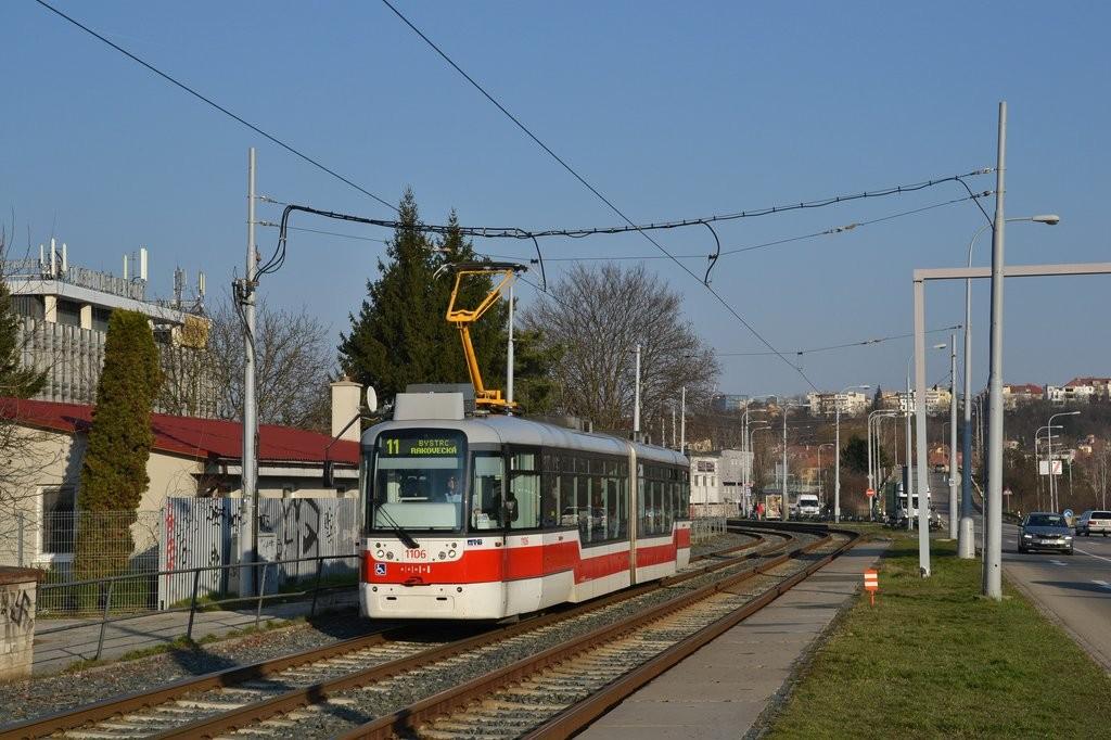 Fotogalerie » Pragoimex VarioLF2R.E 1106 | Brno | Žabovřesky | Kníničská