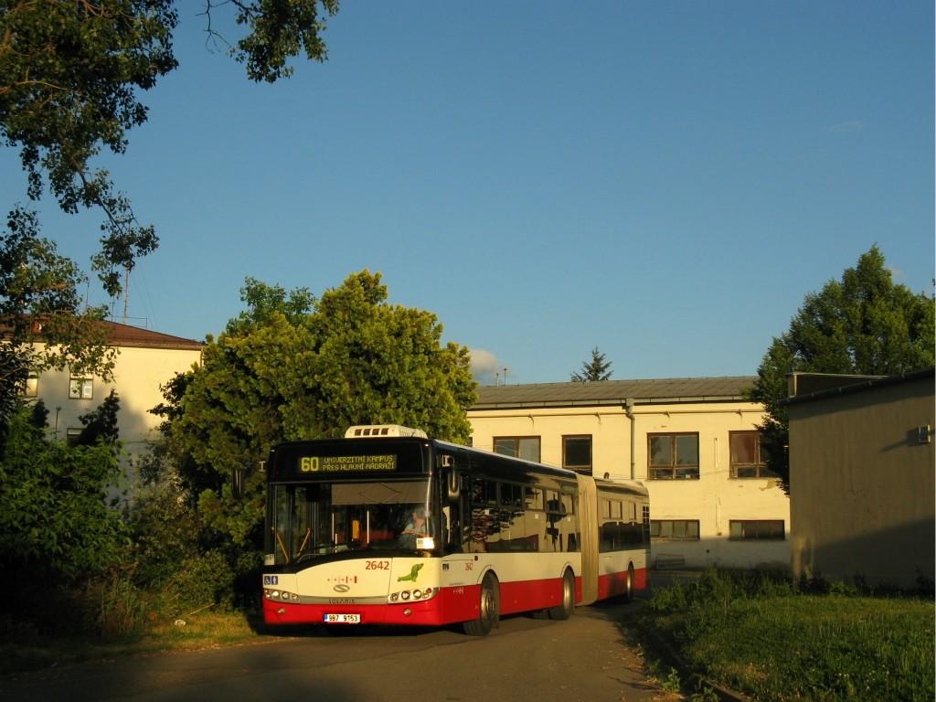 Fotogalerie » Solaris Urbino 18 III 9B7 9153 2642 | Brno | Trnitá | Rosická