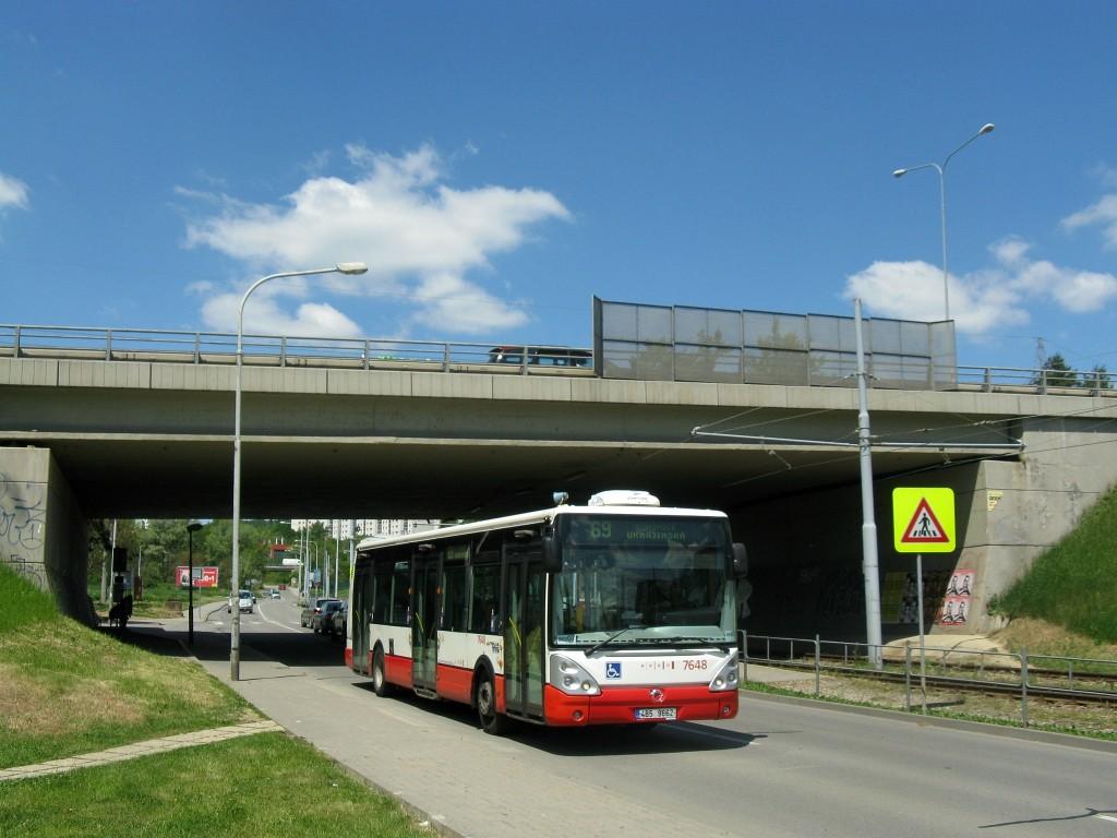 Fotogalerie » Irisbus Citelis 12M 4B5 9662 7648 | Brno | Starý Lískovec | Jemelkova