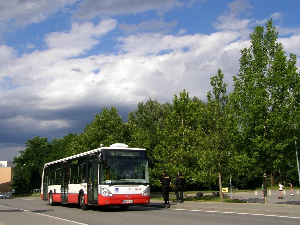Fotogalerie » Irisbus Citelis 12M 3B9 8328 7634 | Brno | Královo - Pole | Kolejní