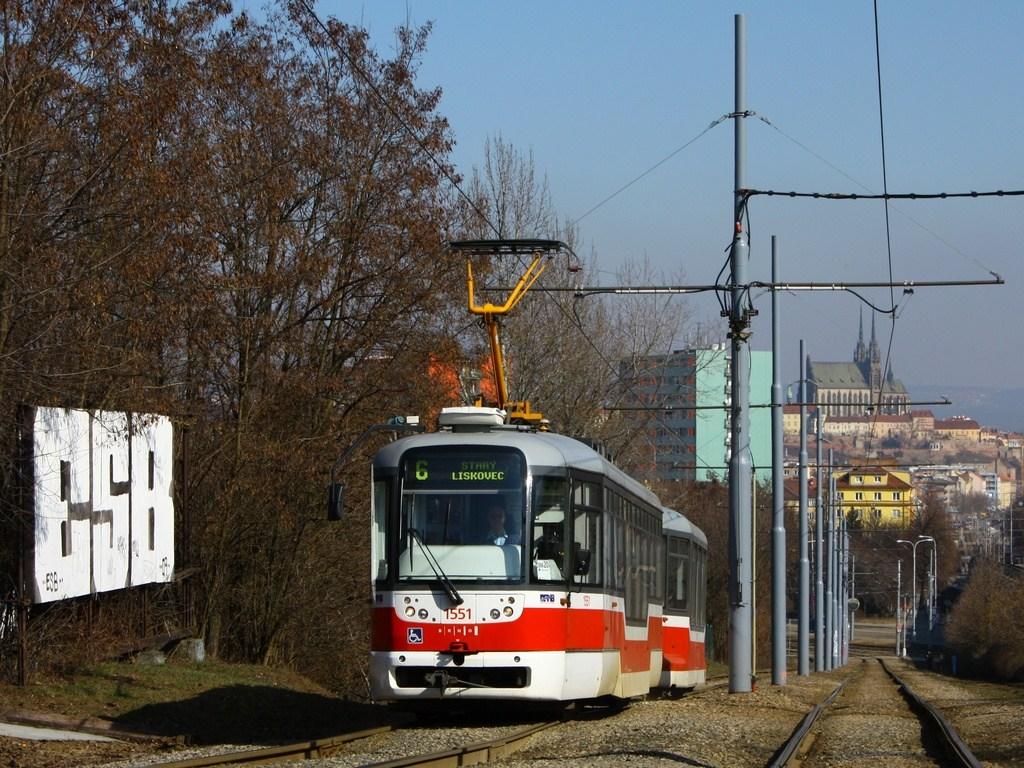Fotogalerie » Pragoimex VarioLFR.E 1551 | Pragoimex VV60LF 1301 | Brno | Štýřice