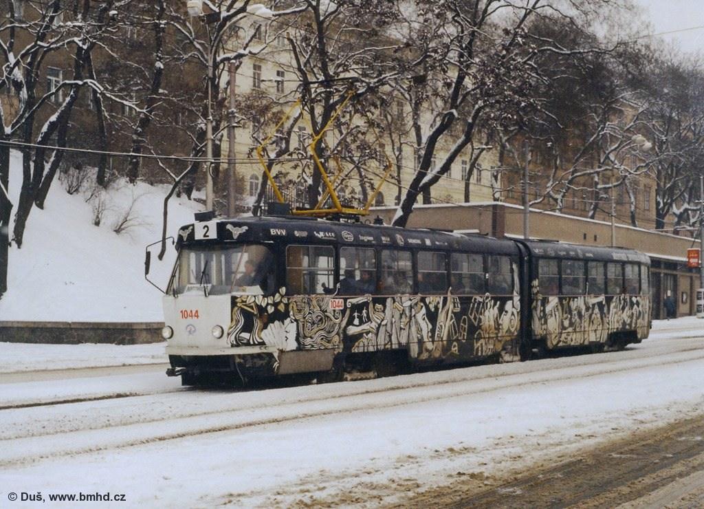 Fotogalerie » K2 1044 | Brno | střed | Nádražní