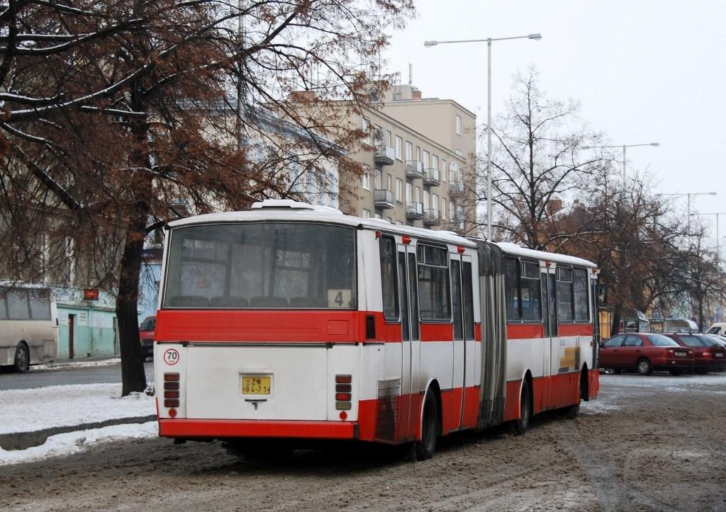 Fotogalerie » Karosa B741 ZN 94-71 | Znojmo | 28. října | Železniční stanice